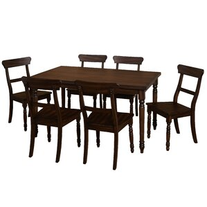 Doughty 7-Piece Dining Set by Birch Lane?