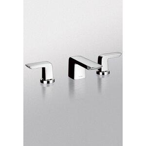 Soiree Double Handle Widespread Bathroom Faucet