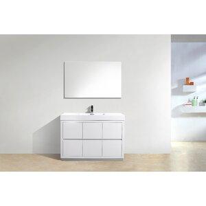 Tenafly 48 Single Bathroom Vanity Set