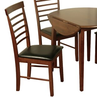 acton solid wood dining chair set of 2 - Wooden Kitchen Chairs