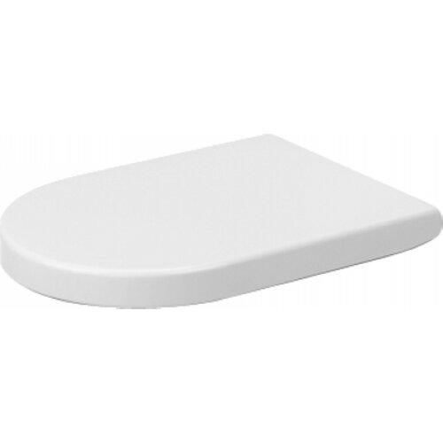 Duravit Starck 3 Soft Close Toilet Seat and Cover & Reviews | Wayfair