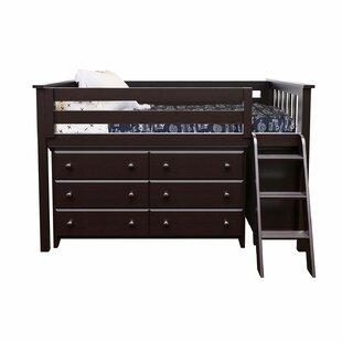 Loft Bed With Dresser Wayfair