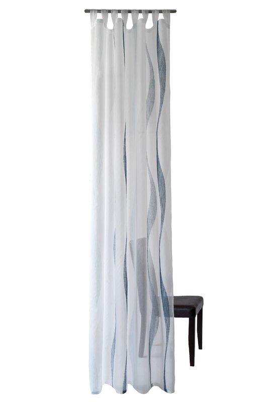 homing gardine balia mit schlaufen. Black Bedroom Furniture Sets. Home Design Ideas