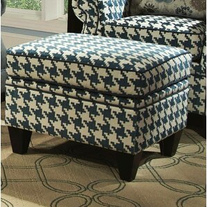 Ivywood Ottoman by Darby Home Co