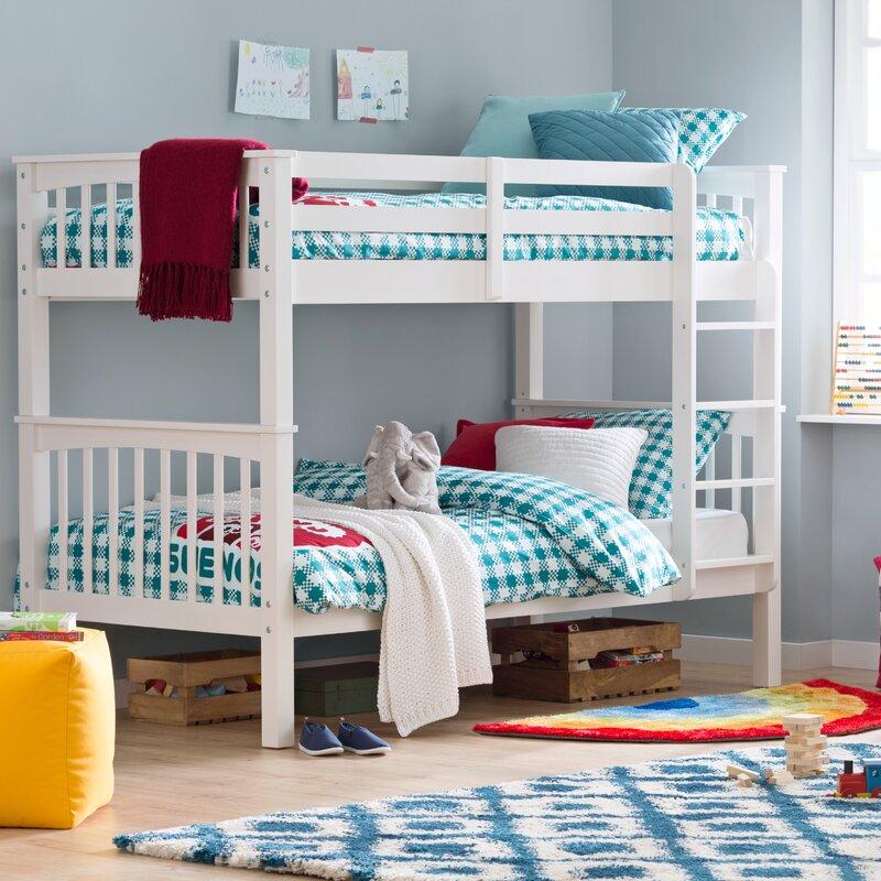Just Kids Barnese Single Bunk Bed Reviews Wayfair Co Uk