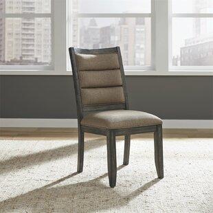 Piggott Upholstered Dining Chair (Set of 2)