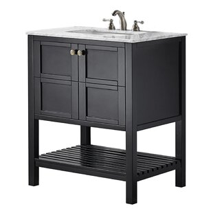 30 Inch Wood Bathroom Vanities You Ll Love  Wayfair