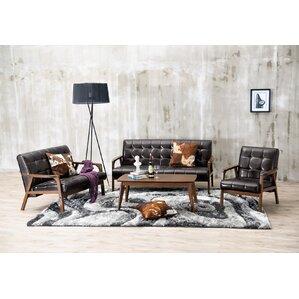modern living room set. Calla 3 Piece Living Room Set Modern Sets  AllModern