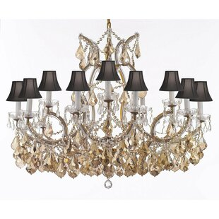 Antique white crystal chandelier wayfair search results for antiquewhitecrystalchandelier aloadofball Image collections