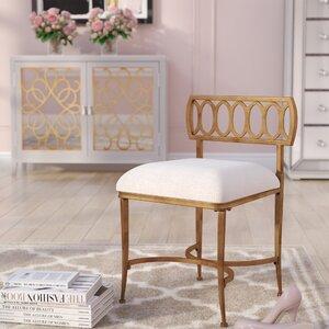 vanity chair. Scates Vanity Stool Stools You ll Love  Wayfair