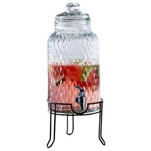 Yolanda 2-Piece Beverage Dispenser Set