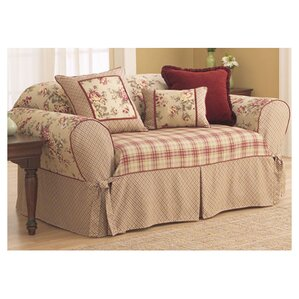 Lexington Box Cushion Sofa..