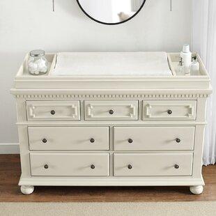 Merveilleux Vernay Changing Dresser