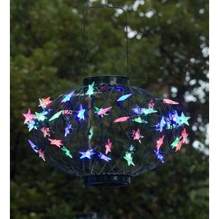 Solar Star Decorative Lantern