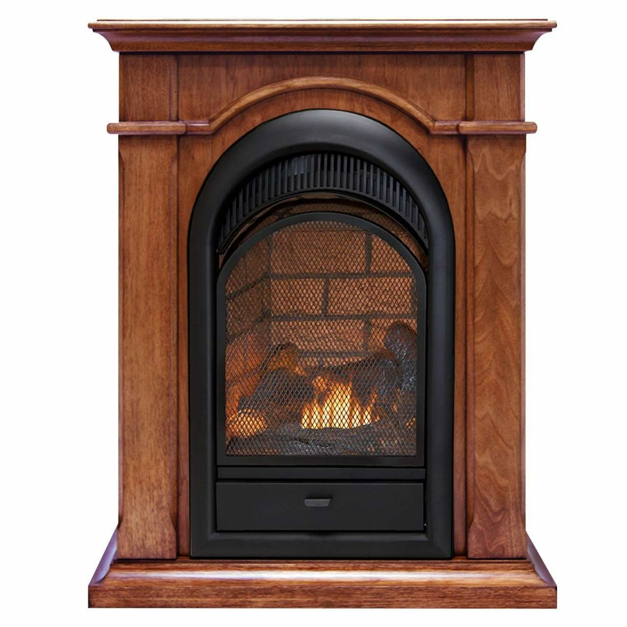 Sensational Find The Perfect Gas Fireplaces Wayfair Download Free Architecture Designs Grimeyleaguecom