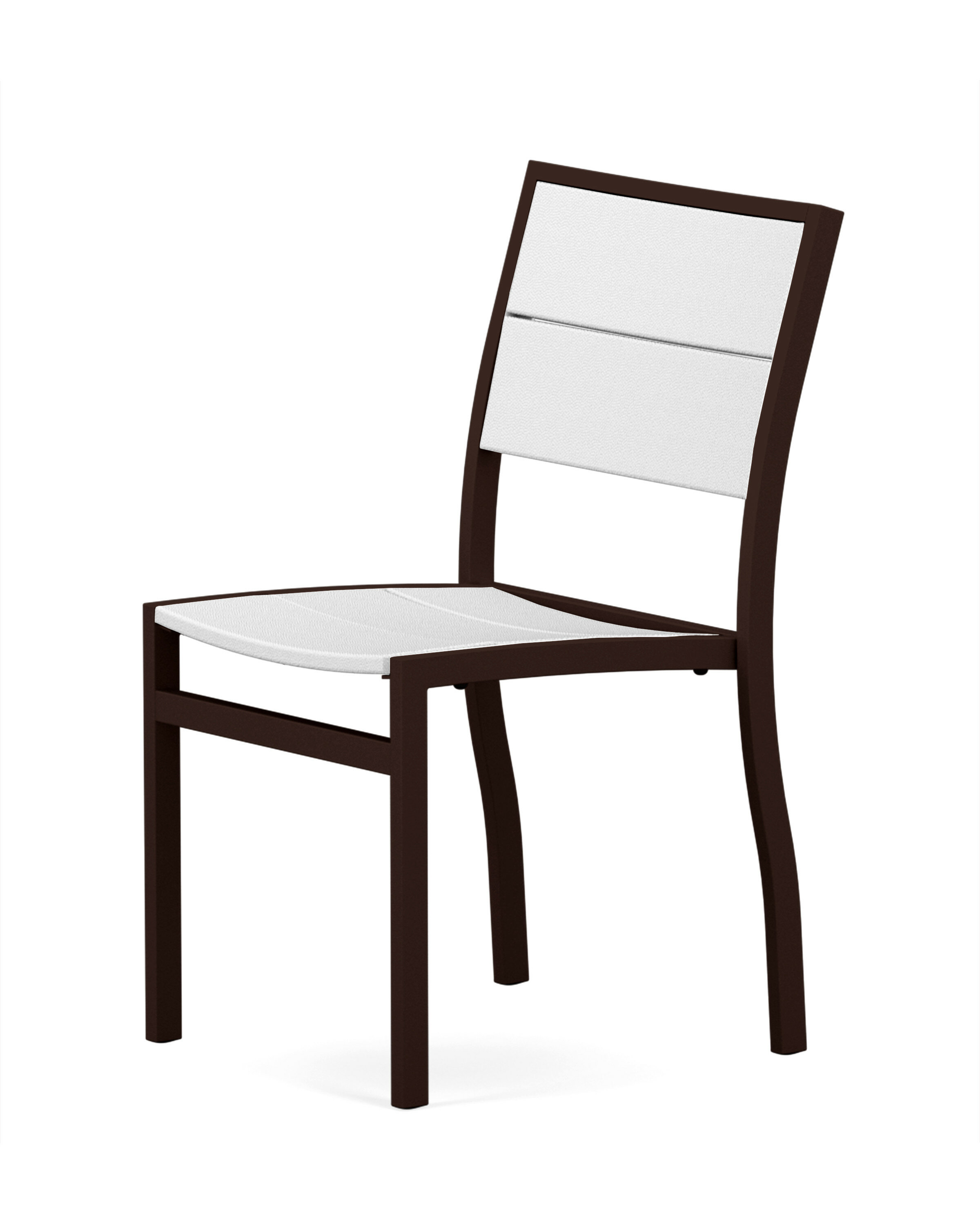 POLYWOOD Metro™ Stacking Patio Dining Chair & Reviews
