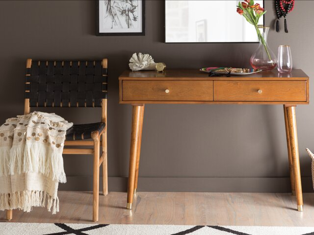 Modern Console + Sofa Tables   AllModern