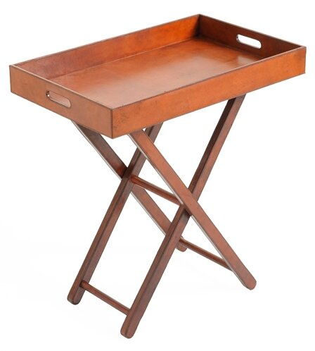 Barristeru0027s Butler Tray Table