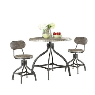 Frostley 3 Piece Counter Height Dining Set