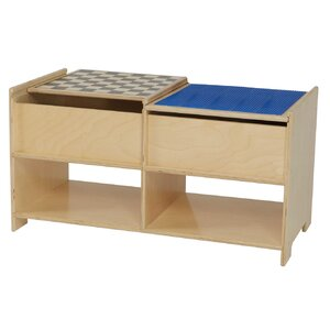 Build-N-Play Table