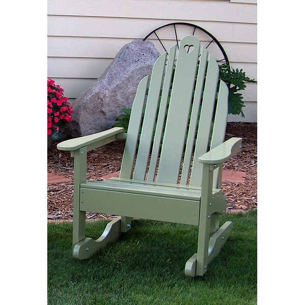 Prairie Leisure Design Grandparents Rocking Chair