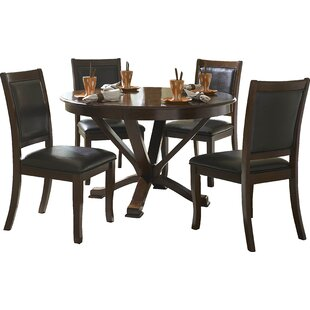 William 5 Piece Dining Set