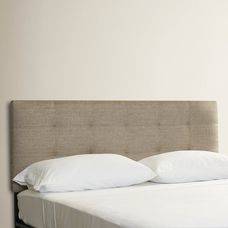 headboard rolled leather better tufted bonded gardens brown sizes on shop and homes upholstered multiple savings