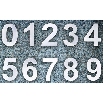 Address Numbers House Letters Youll Love Wayfairca