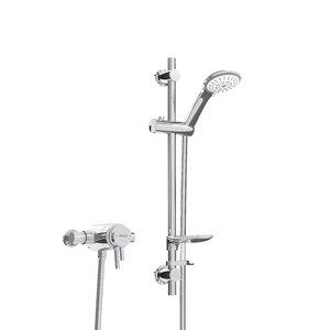 Zweigriff-Dusche mit Mischbatterie Prism von Bri..