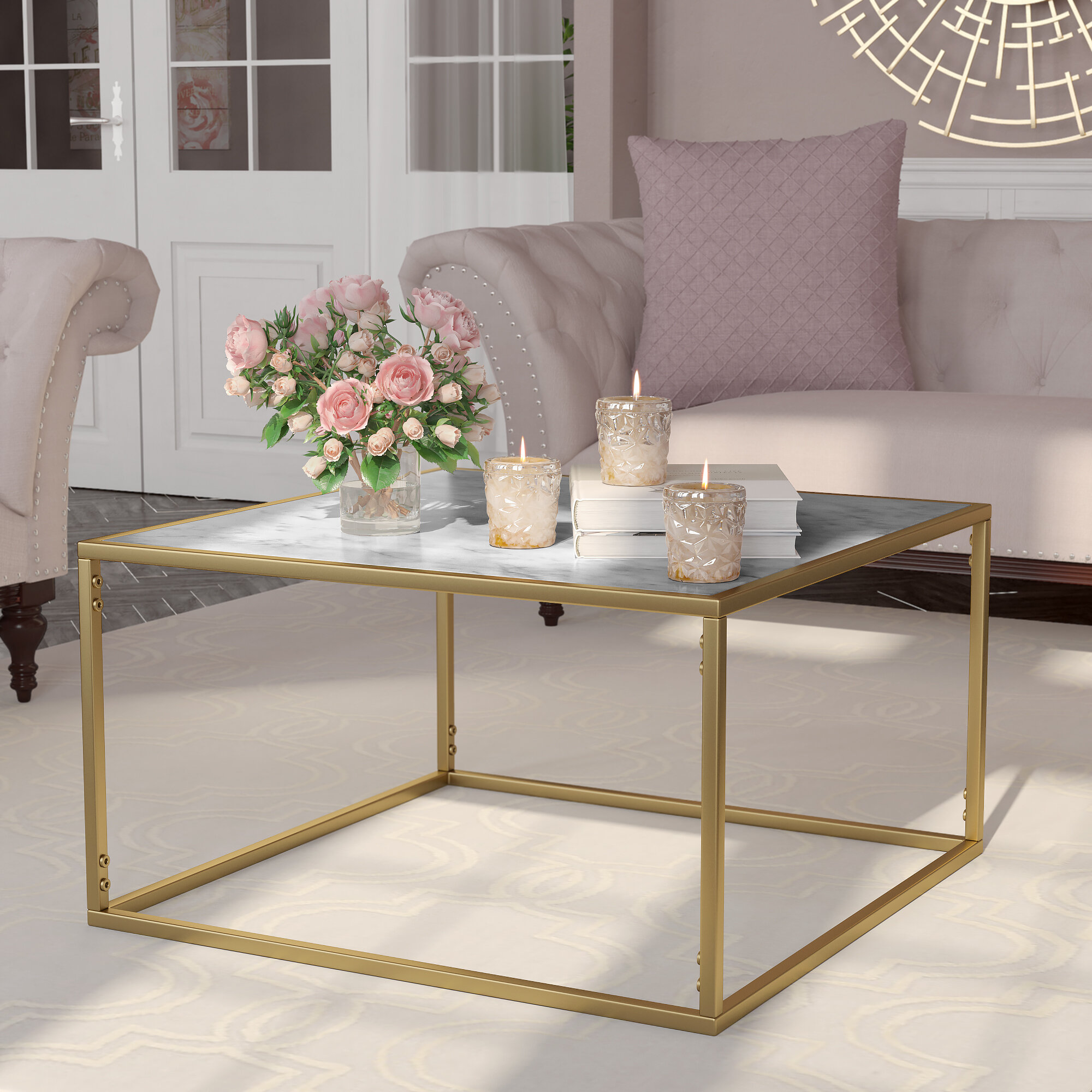 Attractive Willa Arlo Interiors Theydon Coffee Table U0026 Reviews   Wayfair