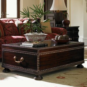Royal Kahala Sunset Cay Trunk Coffee Table by Tommy Bahama Home