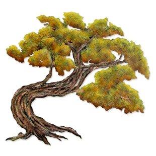 Bonsai Tree Metal Wall Art | Wayfair