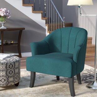 Teal Accent Chair   Wayfair