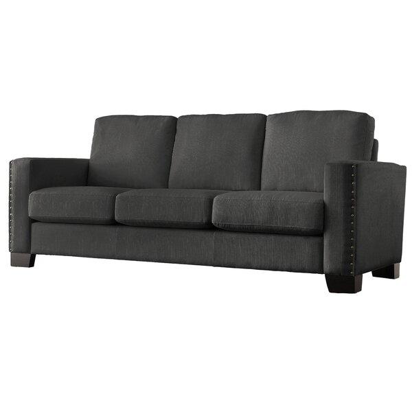 Superbe Mercury Row Blackston Nailhead Trim Sofa U0026 Reviews | Wayfair