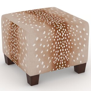Callie Square Ottoman by Union Rustic