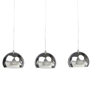 Trika 3 Lighting Kitchen Island Pendant