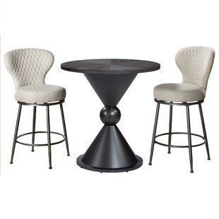 Odaniel 3 Piece Pub Table Set