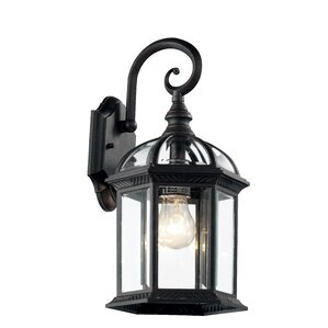 Eden 1-Light Outdoor Wall Lantern  sc 1 st  Joss u0026 Main & Outdoor Wall Lights u0026 Flush Mounts | Joss u0026 Main azcodes.com