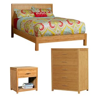 Acosta Platform Configurable Bedroom Set