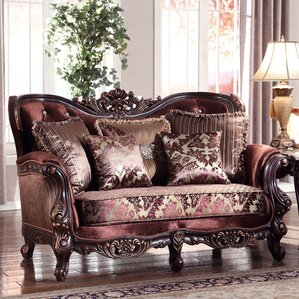 Arianne Loveseat by Astoria Grand