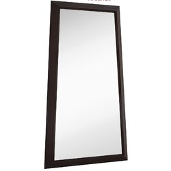 Framed Wall Mirrors majestic mirror trapezoid framed wall mirror | wayfair