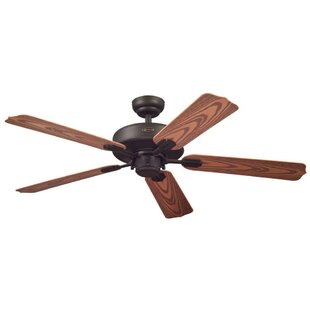 52 inch ceiling fan with light wayfair 52 willow breeze 5 blade ceiling fan by westinghouse lighting aloadofball Image collections