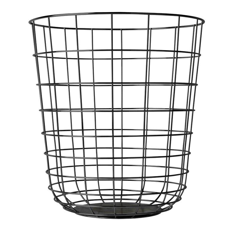 Norm Wire Basket & Reviews | AllModern