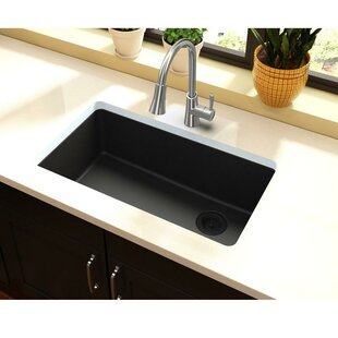 black kitchen sinks you ll love wayfair rh wayfair com black kitchen sinks home depot black kitchen sinks review
