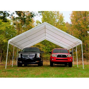 Hercules 18 Ft. x 27 Ft. Canopy by King C..