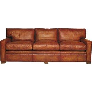 Armada Leather 4 Seater Sofa
