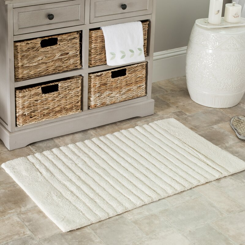 2 Piece Plush Master Bath Rug Set