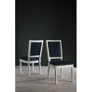 Rosalez Upholstered Dining Chair (Set of 2)