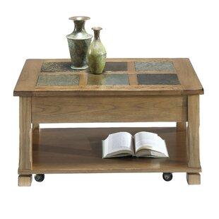 Rustic Ridge Coffee Table. By Progressive Furniture Inc.