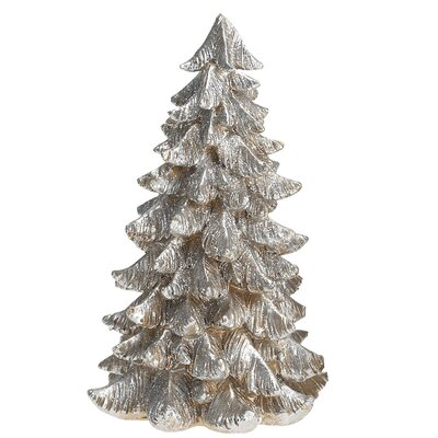 Set Of Three Alpine Christmas Trees